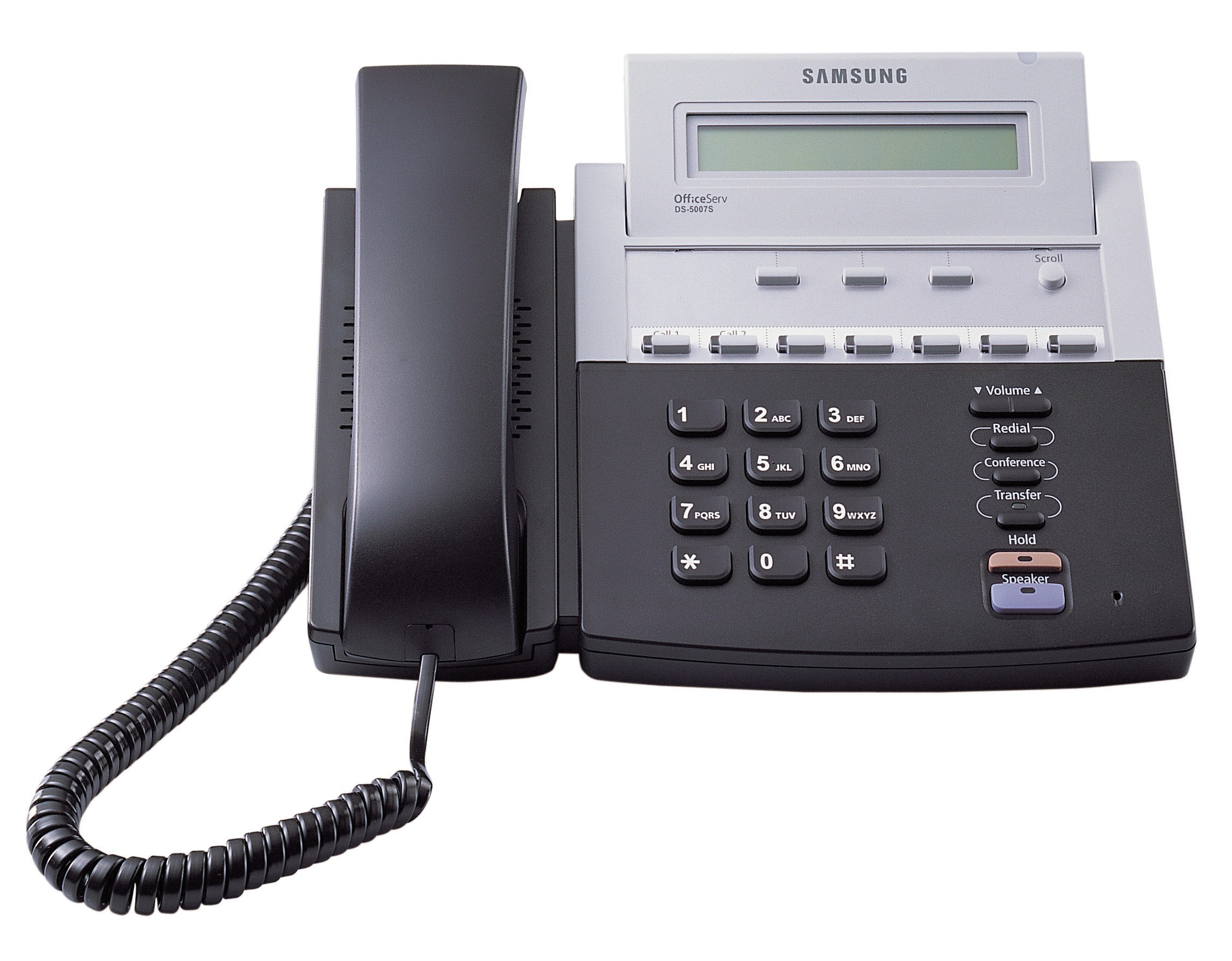 Samsung DS-5007s 7 Button Telephone