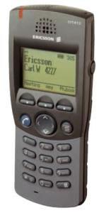 Ericsson DT412 v2 DECT Handset - A Grade