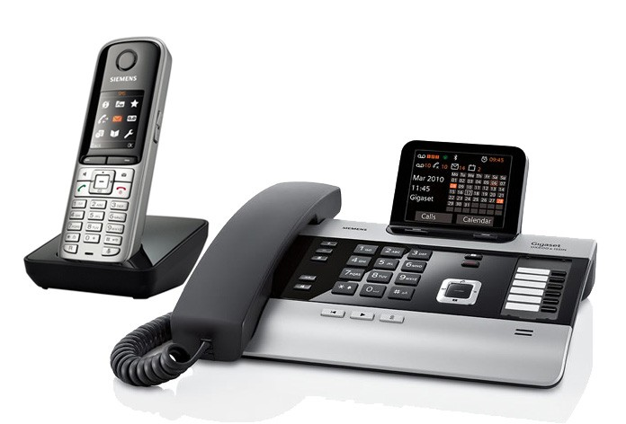Gigaset DX800A All In One Telephone With S79 Additional Handset