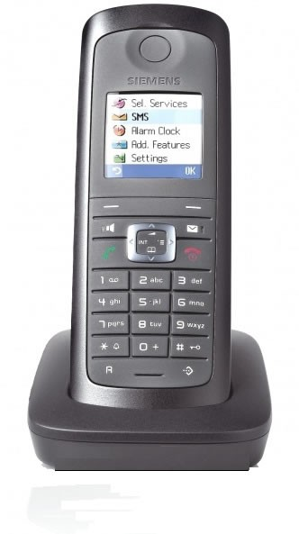 Siemens Gigaset E49H Additional Handset For E495
