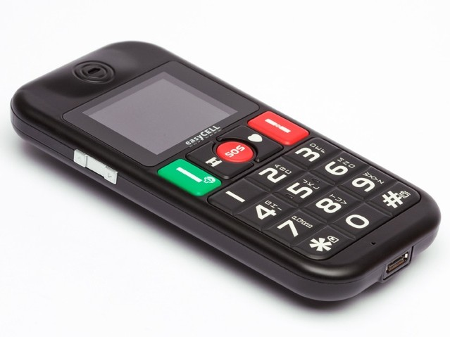 Easy Cell Sim Free Cordless Phone