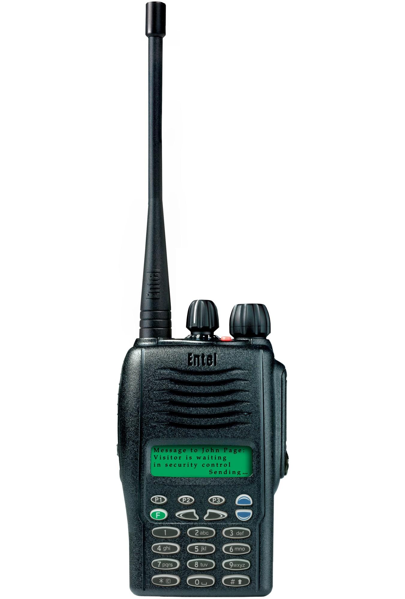 Entel HX486 Two Way Radio