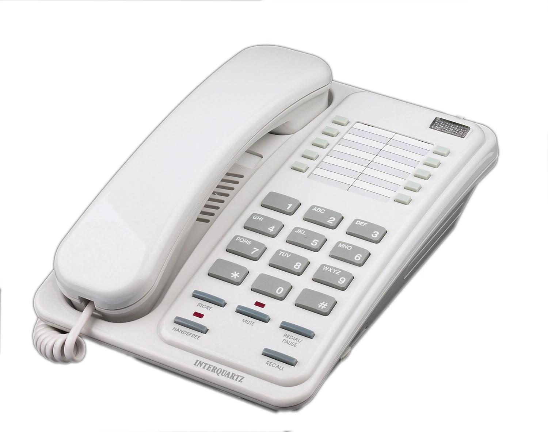 Interquartz Enterprise Speakerphone - Light Grey
