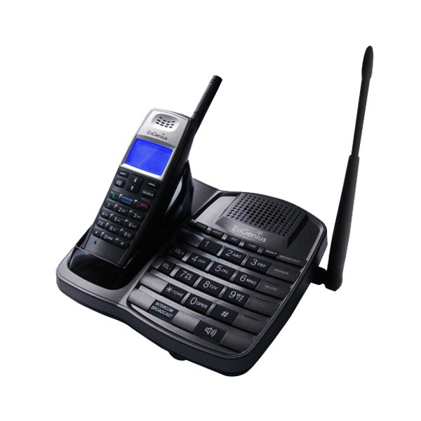 Engenius EP801 Extreme Range Single Cordless Phone