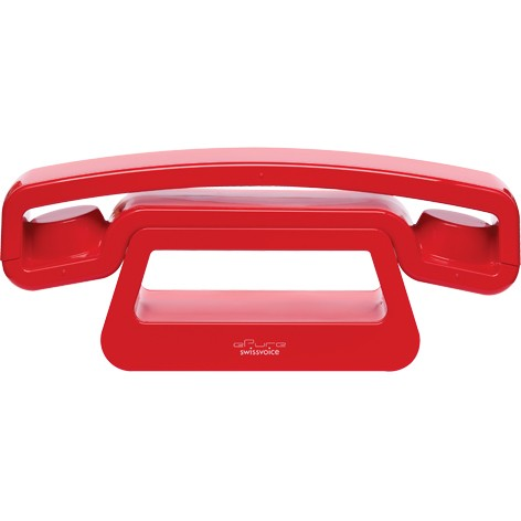 Swissvoice ePure DECT Cordless Phone - Red