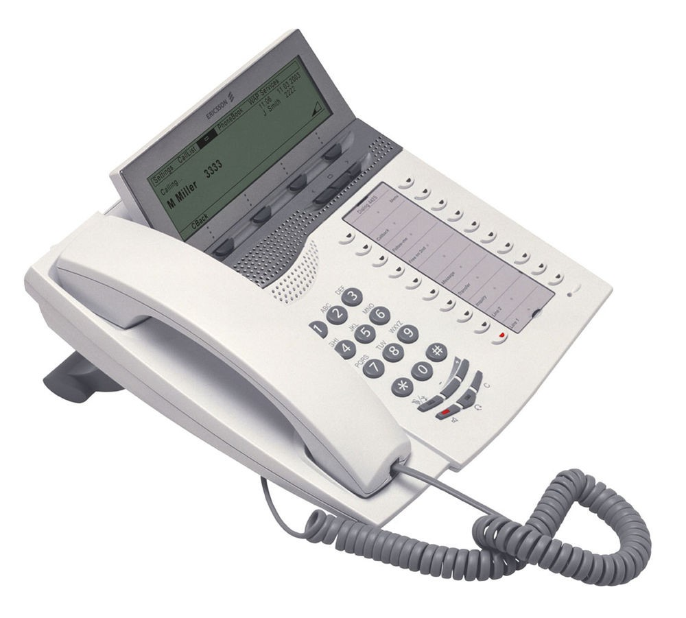 Ericsson 4425 IP Phone - Light Grey - A Gradet