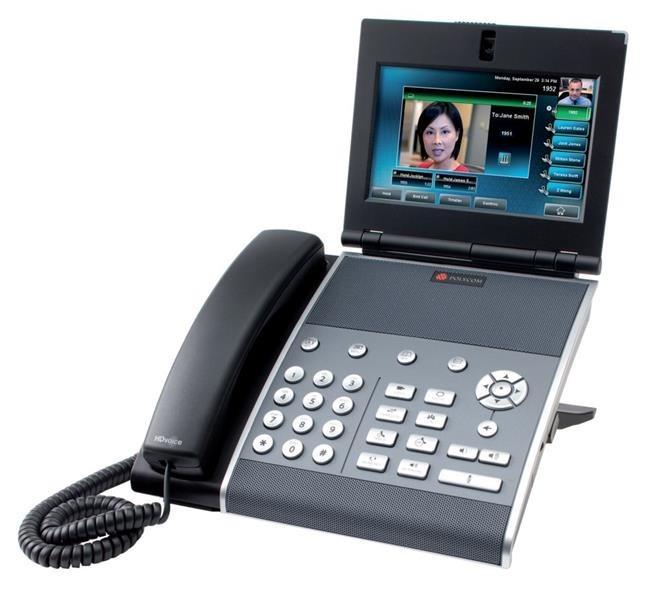 Polycom VVX1500 IP Video Phone