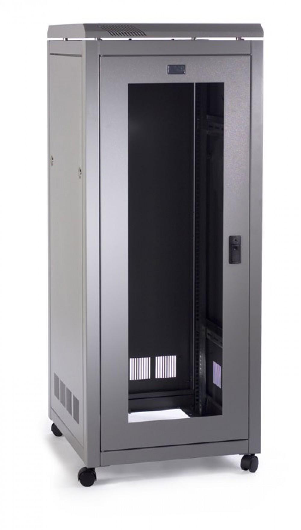 Prism Free Standing Cabinet 27U (1360x600x600)