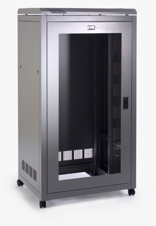 Prism Free Standing Cabinet 27U (1360x800x600)