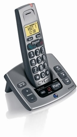BT Freestyle 750 DECT With Answering Machine