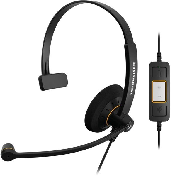 Sennheiser SC30 USB Control Monaural UC Headset