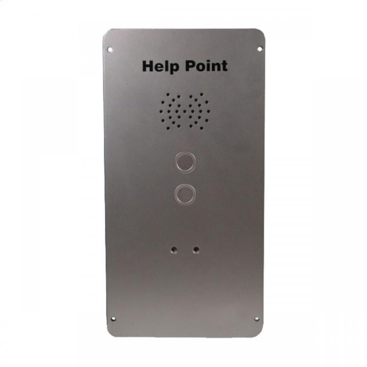 Gai-Tronics Vandal Resistant 2 Button Communication Point