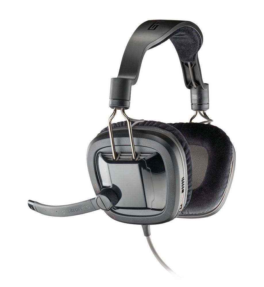 Plantronics GameCom 380 3.5mm Computer Headset