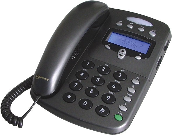 Geemarc CL1400 Clearsound - Amplified Telephone