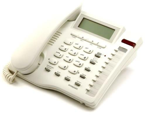 Interquartz Gemini CLI 9335 Business Phone - White