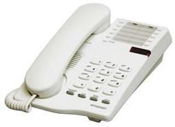 Interquartz Gemini Speakerphone 9333 Business Phone - White