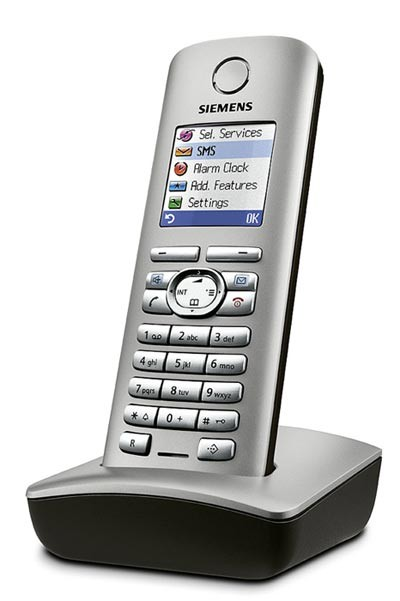 Siemens Gigaset S45 IP Additional Handset