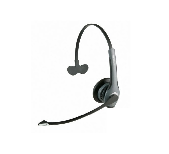Jabra GN2000 Mono Flex Boom Noise Cancelling Office Headset - A Grade