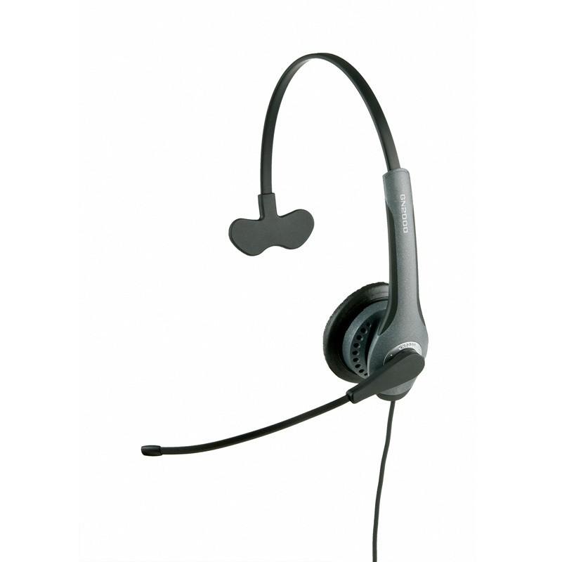 Jabra GN2000 Mono Soundtube Office Headset - A Grade