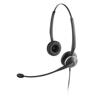 Jabra GN2100 Binaural Duo Flex-Boom UNC AS (Including FREE Connection Lead)