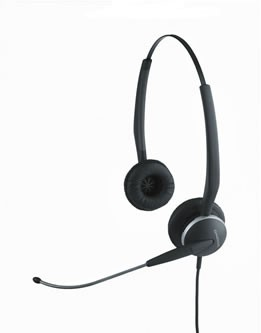 Jabra GN2100 Binaural Micro-Boom SL Headset (Including Connection Lead)