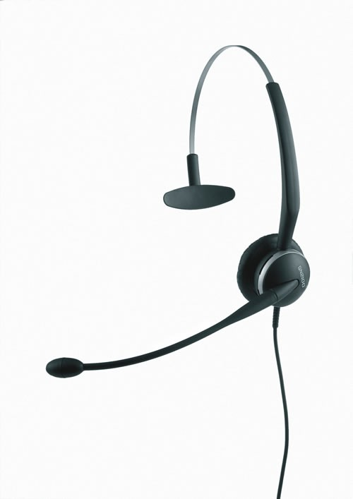 Jabra GN2100 Monaural Flex-Boom UNC AS Headset (Including Connection Lead)