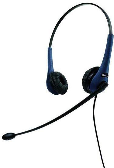 Jabra GN2200 Binaural Blue Headset - A Grade