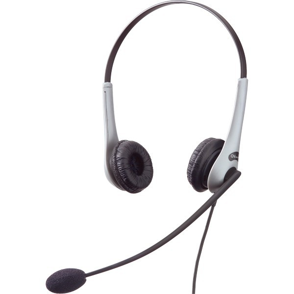Jabra GN2200 Binaural Silver Headset (Including Connection Lead) A-Grade