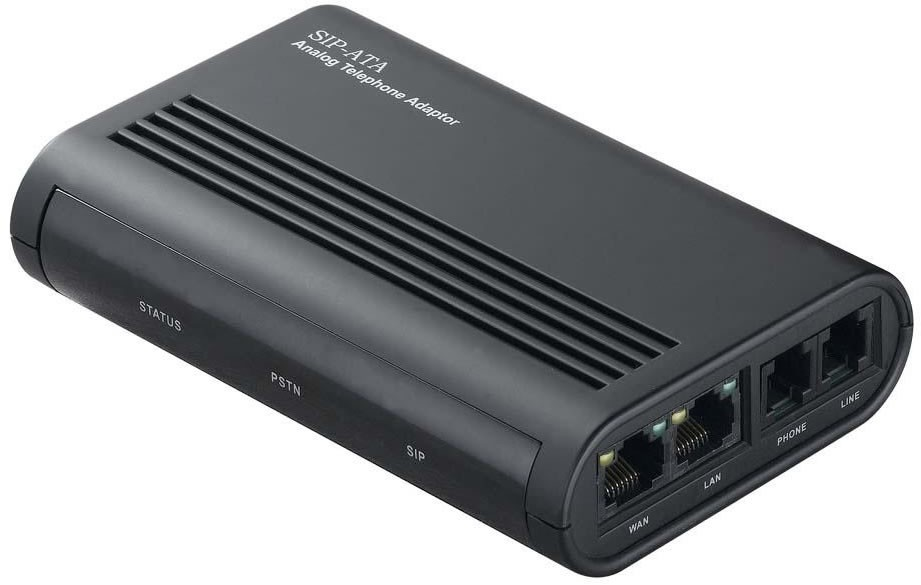 Yealink SIP-GW23CM IP analogue Telephone