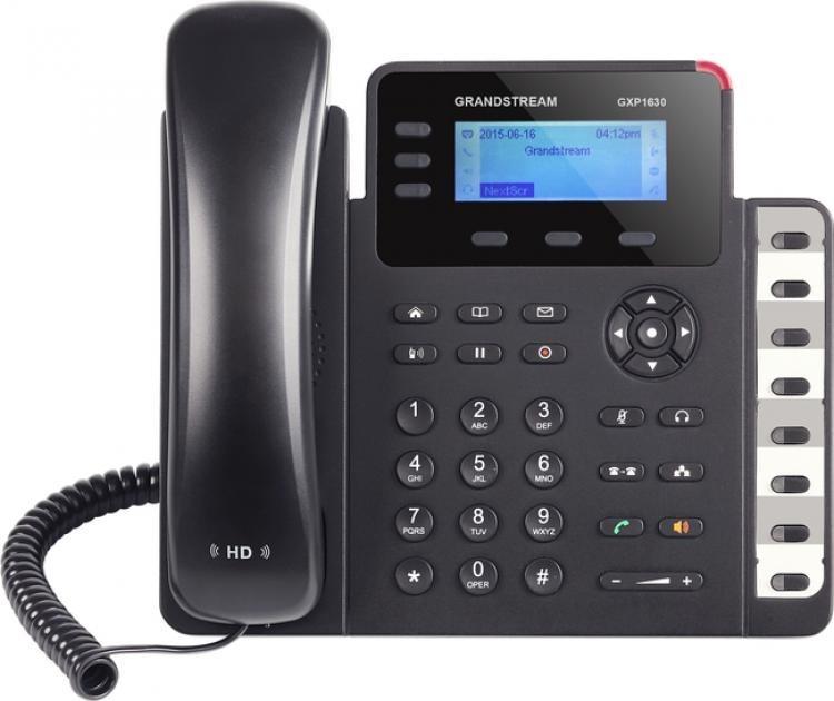 Grandstream GXP1630 3 Line SIP Phone - New