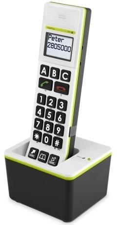 Doro HearPlus 318 DECT Cordless Phone
