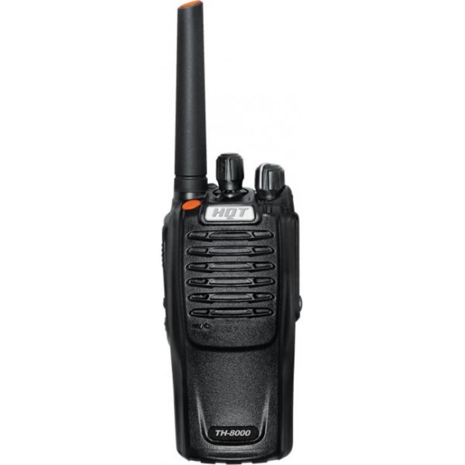 HQT TH-8000 UHF Advanced Business Radio