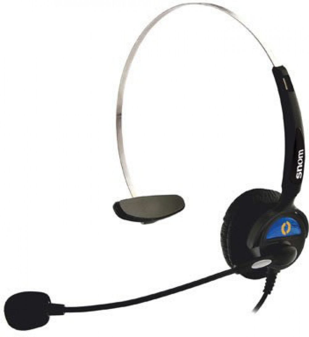 Snom HS-MM2 Headset for use with the Snom 320, 360 & 370