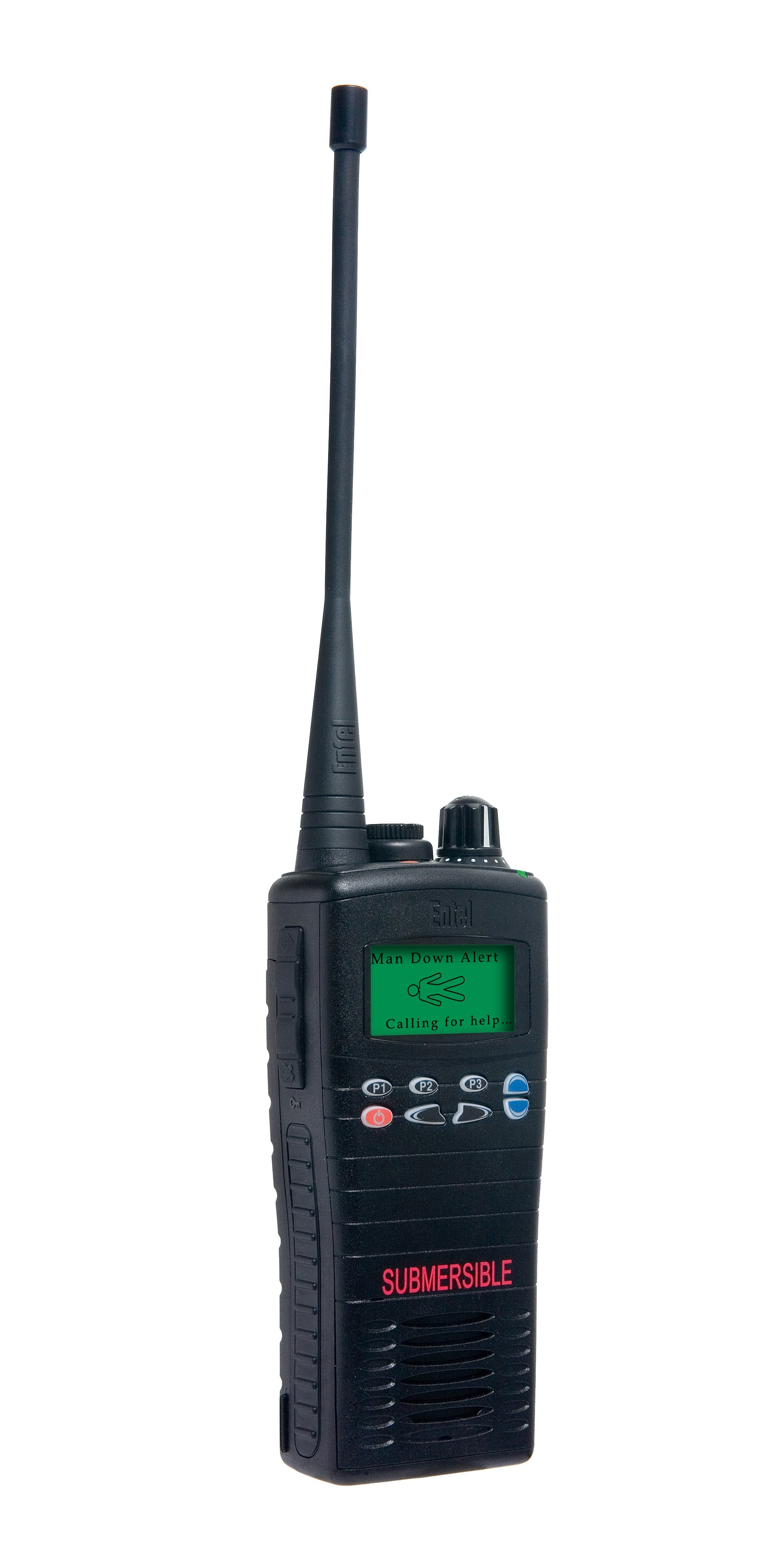 Entel HT915T MPT1327 Two Way Radio - VHF Mid- Front