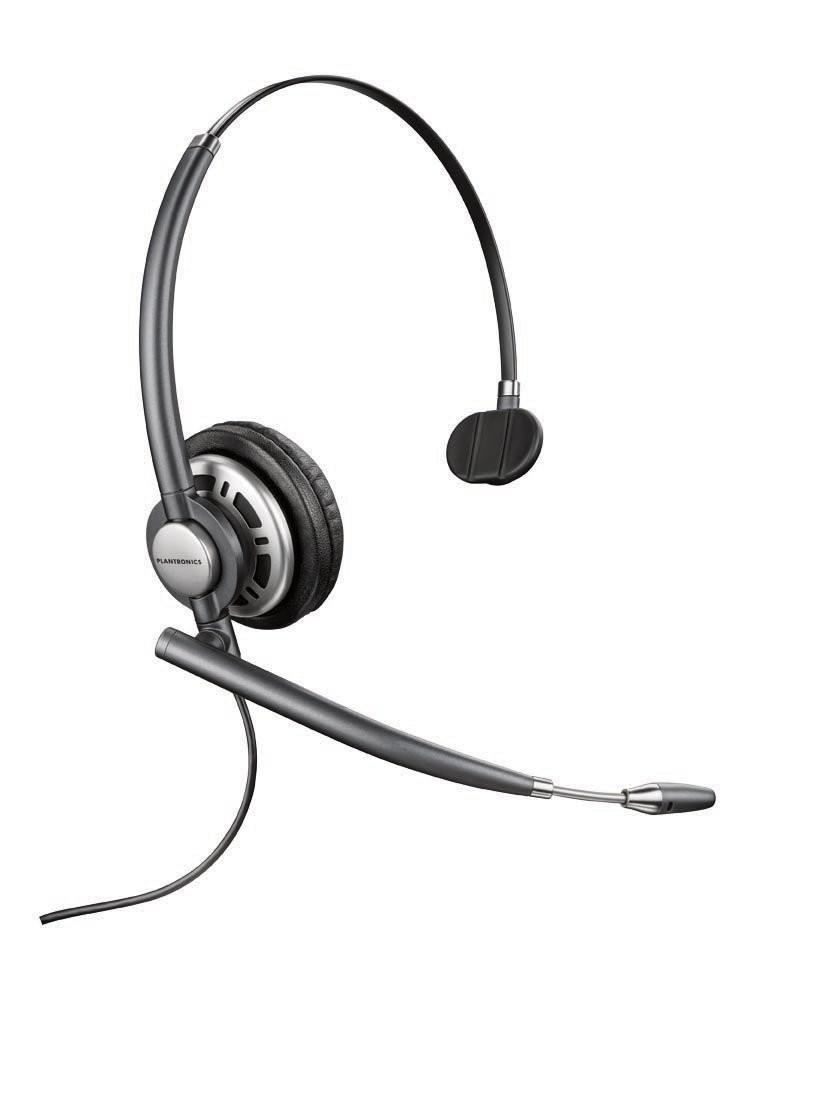 Plantronics Encore Pro HW291N N/A Monaural Noise Cancelling USB Headset