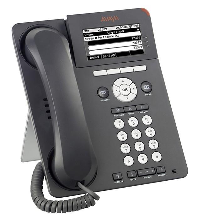 Avaya 9620L IP Low Energy Consumption Telephone - A Grade