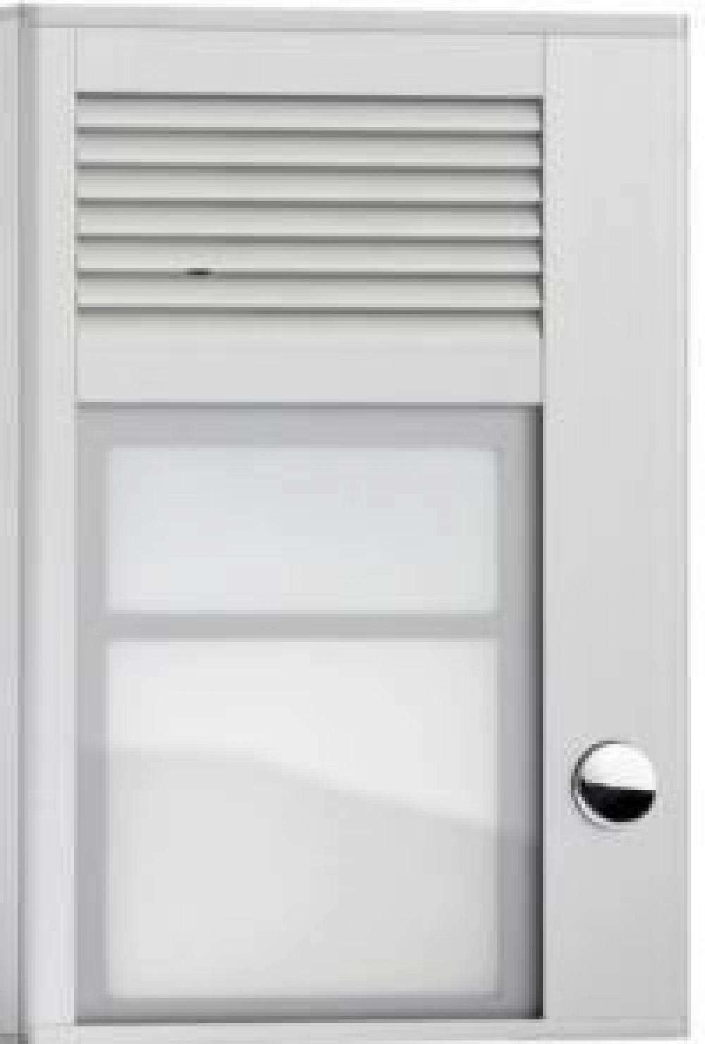Interquartz ID201 1 Button Doorphone Entry System