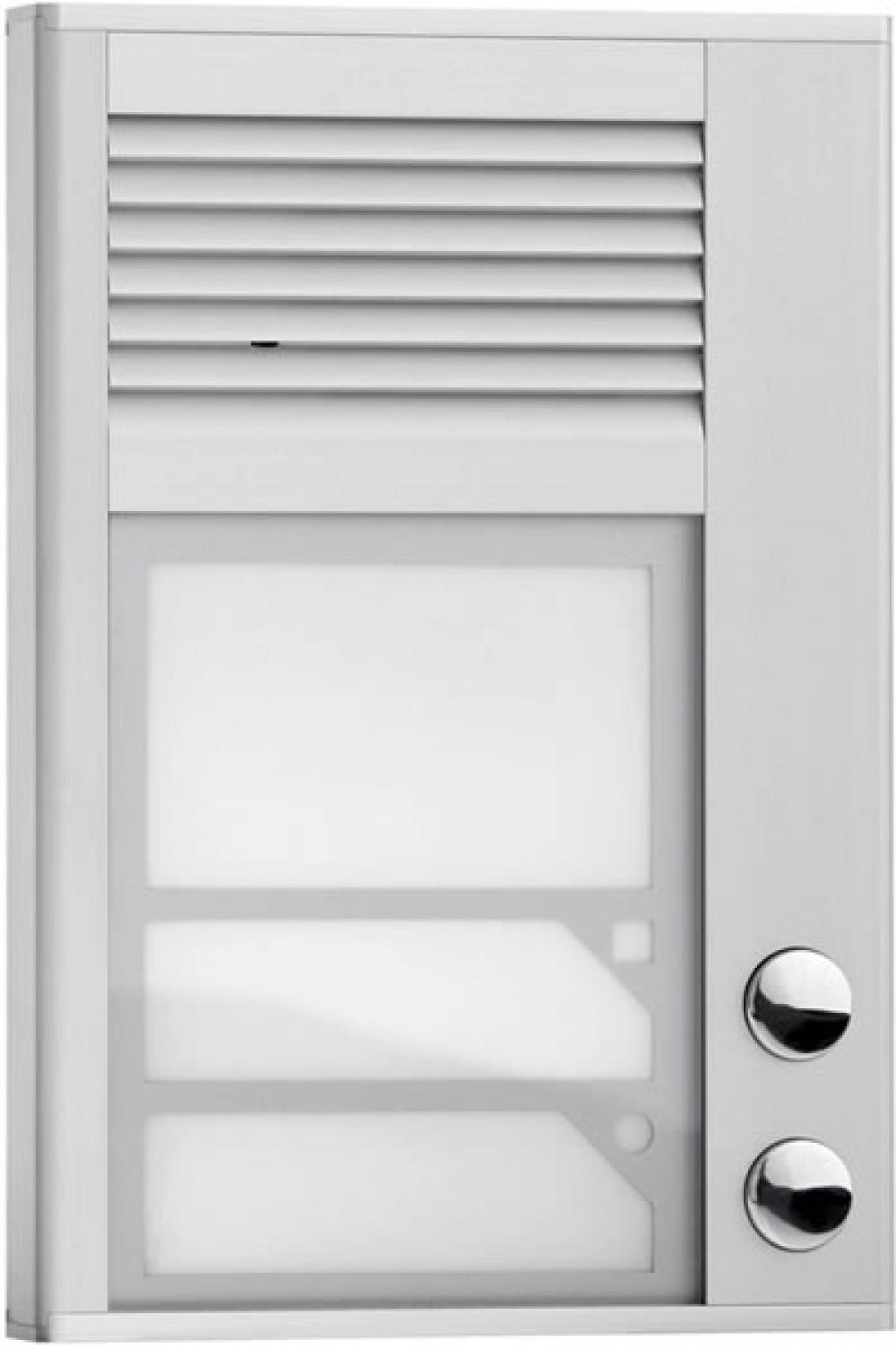 nterquartz ID202 2 Button Doorphone Entry System