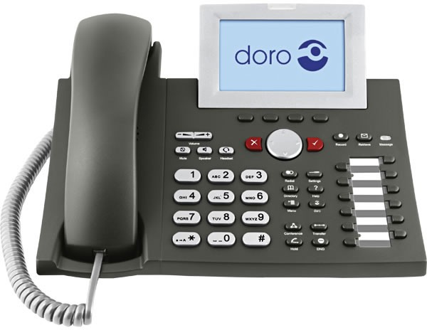 Doro IP840c VOIP Business Telephone