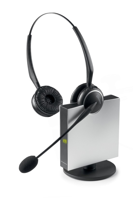 GN Netcom Jabra GN9120 Duo Wireless Headset