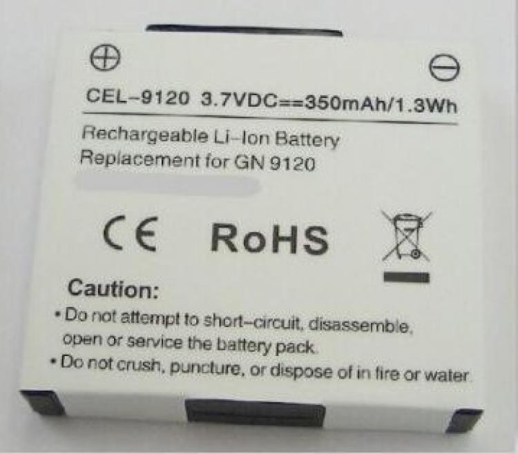 Jabra GN9120 Compatible Replacement Battery