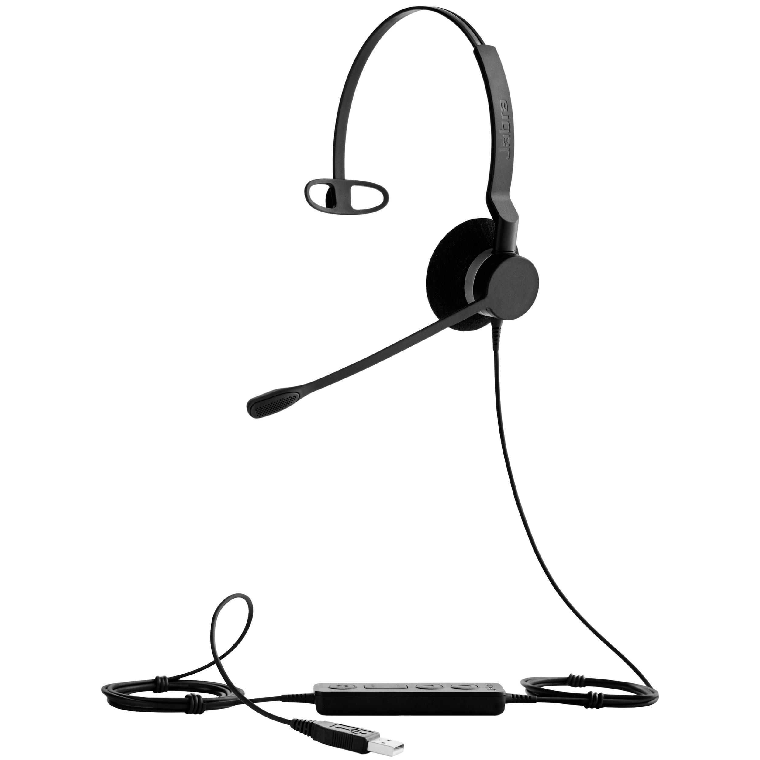 Jabra Biz 2300 USB Microsoft Lync Mono Office Headset