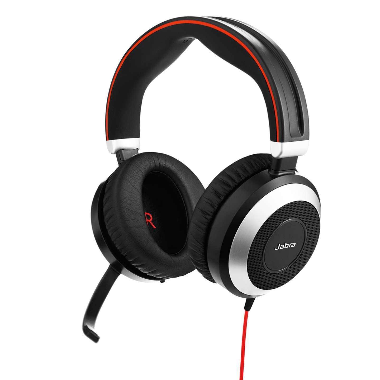 Jabra EVOLVE 80 MS - Stereo USB Headset
