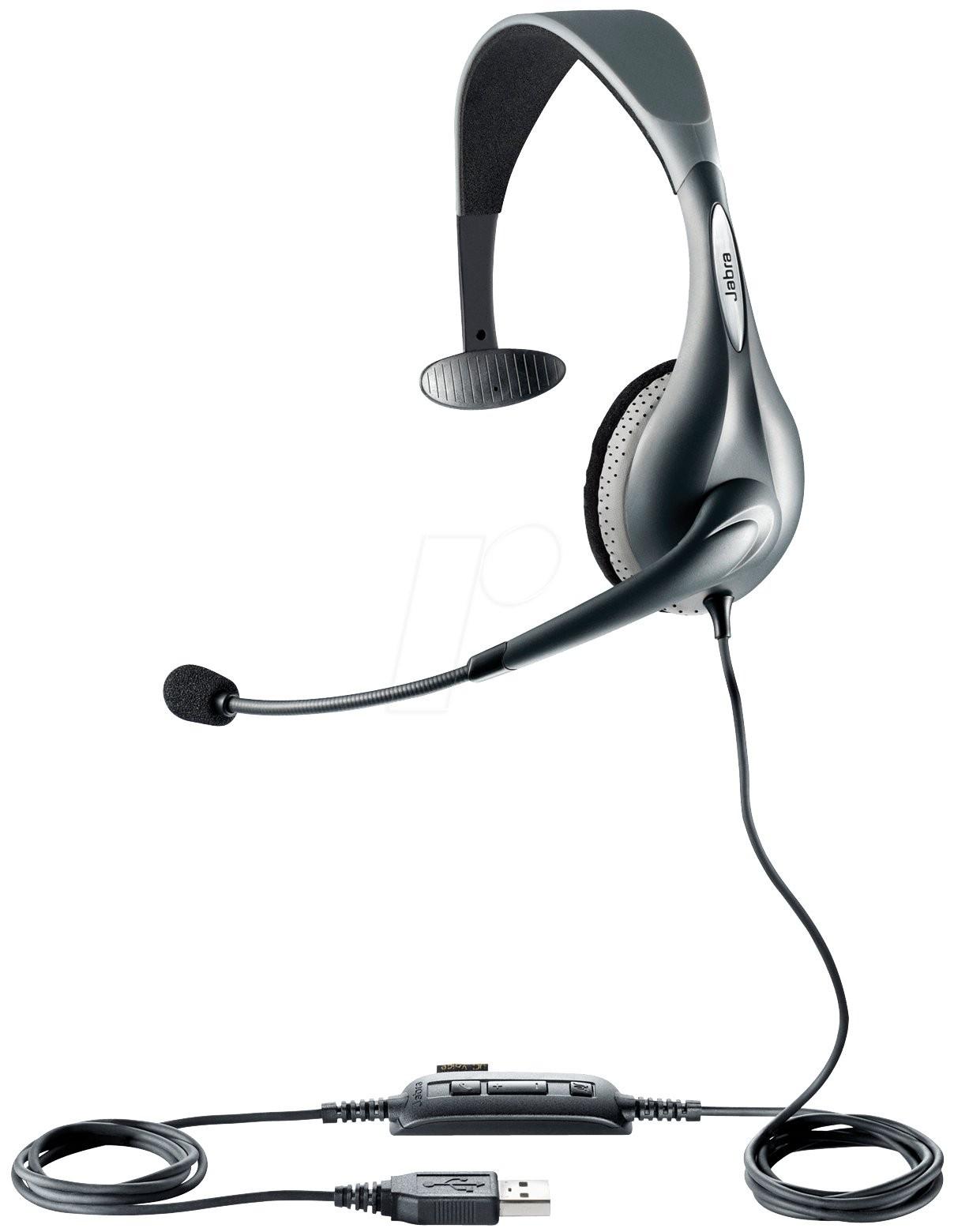 Jabra UC Voice 150 Mono Noise Cancelling Headset
