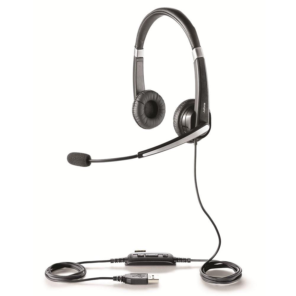 Jabra UC Voice 550 USB Binaural Headset