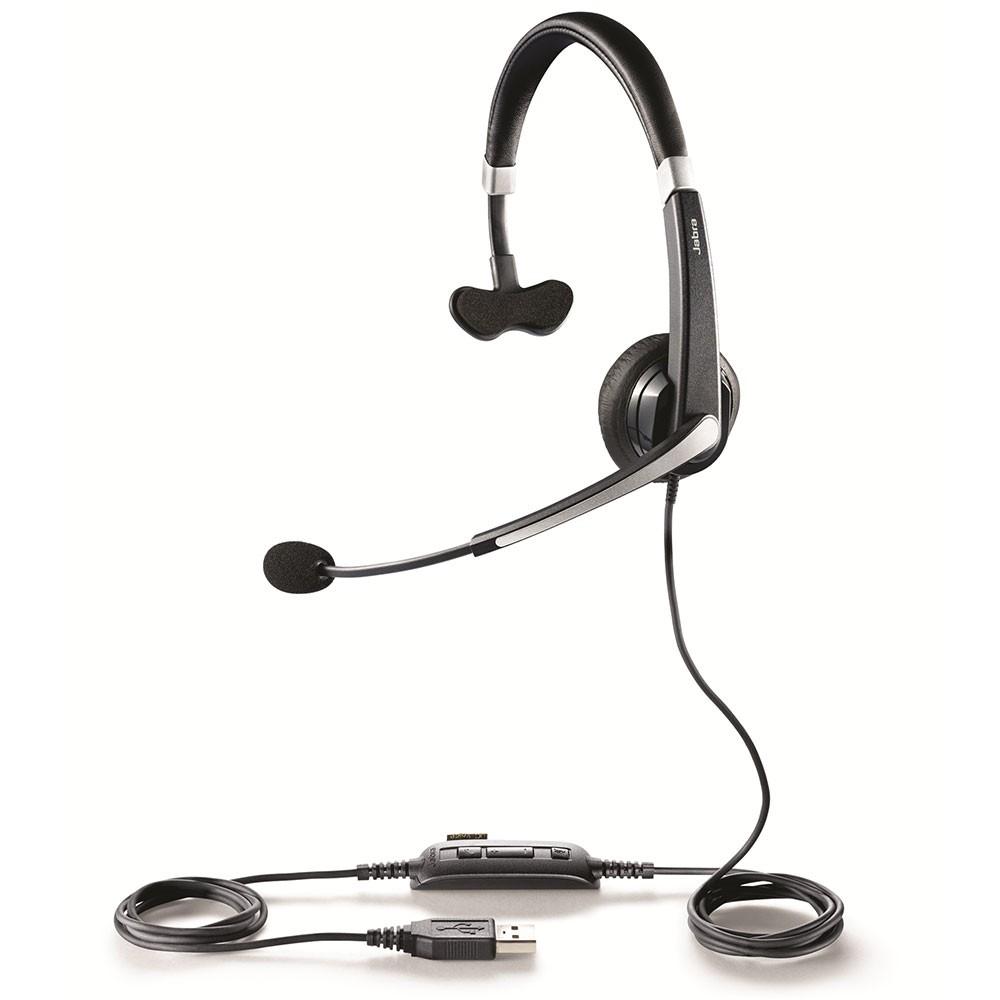 Jabra UC Voice 550 USB Monaural Headset