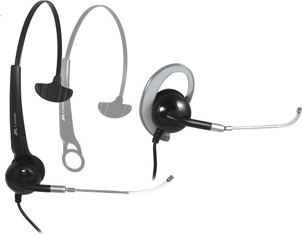 JPL 400 Office Headset (Including connection lead)