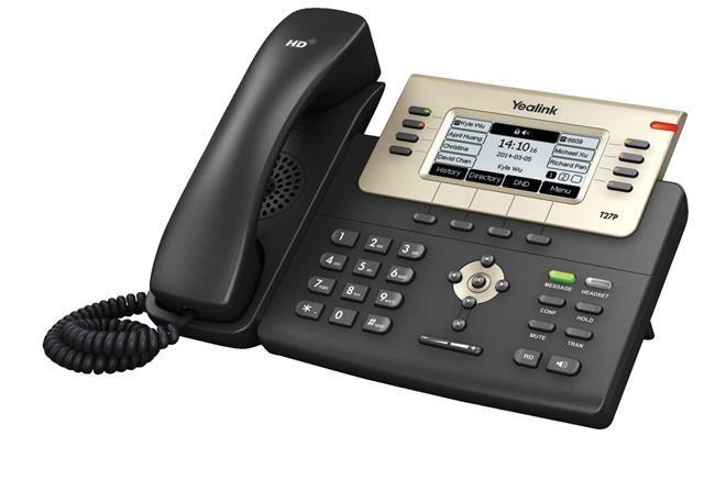 Yealink SIP-T27PN Telephone