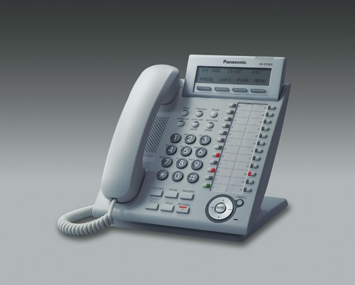 Panasonic KX-DT333 Digital Handset White