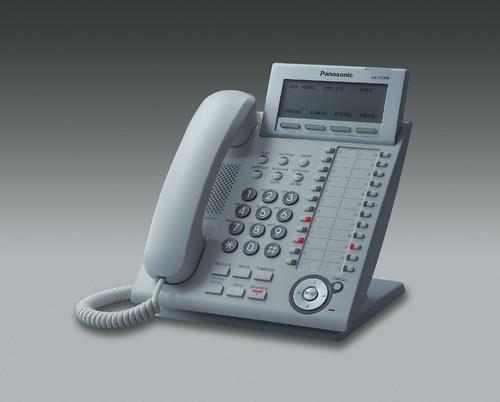 Panasonic KX-DT346 Digital Handset White